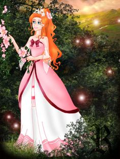 The princess Giselle by ~rebenke on deviantART