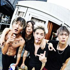 one ok rock One Ok Rock, Takahiro Moriuchi, We The Kings, A Day To Remember, Paramore, My Chemical Romance, Good Looking Men, Visual Kei, Cool Bands