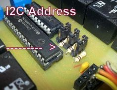 Connecting the I2C Relay Board