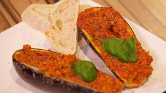 Melanzane ripiene (gevulde aubergine) - recept | 24Kitchen