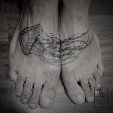 Kuvahaun tulos haulle feet tattoo