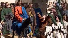 A última semana da vida de Cristo foi a semana mais importante da história da…