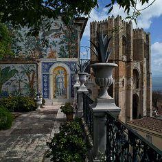 Alfama e a S de Lisboa