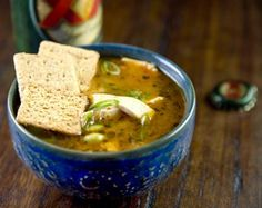 Fűszeres libaleves Nap, Cheeseburger Chowder, Ethnic Recipes, Food, Eten, Meals, Diet
