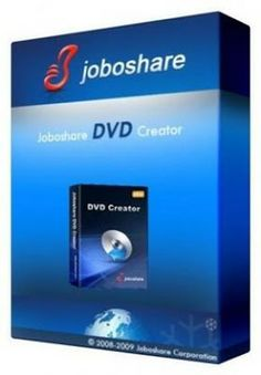 Joboshare DVD Creator is a professional DVD burner tool. In just a few steps, you can convert and burn video files to DVD, burn DVD movie from video formats such as AVI, MPEG, DivX, XviD, DV, VOB, WMV, MP4 to a format that is compatible to play with most portable or home DVD players. Besides burning DVD-format discs, the DVD movie creator also allows you to burn DVD folders and ISO files.