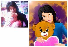 Johel Jaspher Art Winnie The Pooh, Disney Characters, Fictional Characters, Digital Illustration, Illustrations, Artists, Winnie The Pooh Ears, Pooh Bear