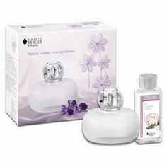 Coffret lampe berger verre givré - Mode/Décoration - Boutique Mamanpourlavie