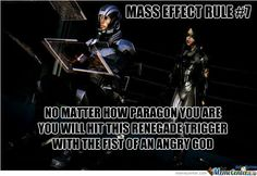 Post with 3671 votes and 172579 views. Dump of fan made stuff from Mass Effect Mass Effect Funny, Mass Effect Art, Nerd Love, My Love, Mass Effect Universe, Saga, Commander Shepard, Funny Games, Dragon Age