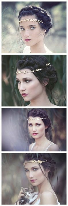 Goddess Hairstyles Entrancing Greek Goddess Inspired Hairstyles  Fashion Style Magazine  Page 13