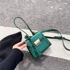 Mini PU Leather Crossbody Bags For Women – sherazad shop Leather Crossbody Bag, Pu Leather, Crossbody Bags, Hermes Kelly, Handbags, Mini, Shopping, Women, Fashion