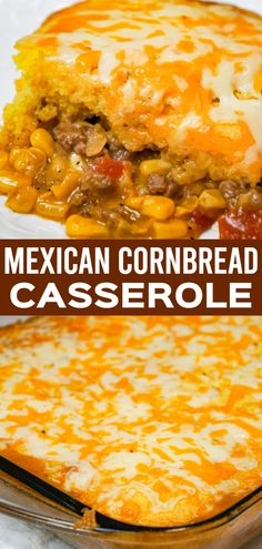 Mexican Cornbread Casserole, Beef Casserole Recipes, Jiffy Cornbread, Mexican Ground Beef Casserole, Easy Mexican Casserole, Mexican Cornbread With Ground Beef Recipe, Ground Beef Recipes Mexican, Easy Mexican Cornbread, Jiffy Recipes
