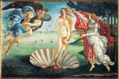 Botticelli Venus Jigsaw Puzzle | 1000 Piece Puzzles | Vermont Christmas Co. VT Holiday Gift Shop
