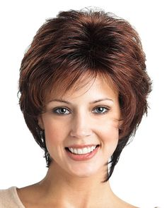 Tony of Beverly Tawny Rooted Purchase Confirmation Pixie Haircut For Thick Hair, Short Thin Hair, Short Grey Hair, Short Hair With Layers, Short Hair Cuts For Women, Long Hair Cuts, Hair Styles 2014, Medium Hair Styles, Curly Hair Styles