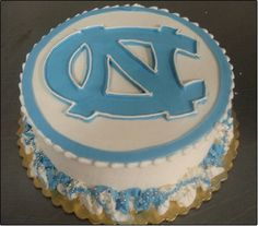 unc cake images | ... Charlotte Bakery : Wedding Cake : Specialty Cake : Brownies : Desserts