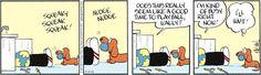 Drabble Comic Strip, July 11, 2011 on GoComics.com