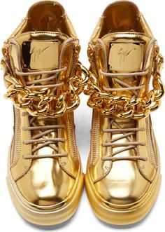 22d58114c472 Gothic Men s Gold Metal Zipper Cowhide Casual Leather High Top Sneakers  Shoes Sz