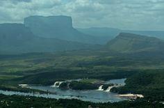 Majestuoso Parque Nacional Canaima #Bolivar #Turismo #Venezuela #Naturaleza