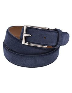 FLATSEVEN Mens Casual Solid Color Suede Belt with Single Prong Metal Buckle (Y404), Blue FLATSEVEN http://www.amazon.com/dp/B00OACN3TY/ref=cm_sw_r_pi_dp_pl.nub0AK4V87