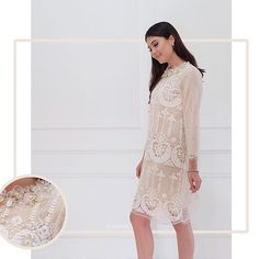 ✂️OPEN PO SIZE XS - XXL✂️ DRS0624 (Creamy White) Bust 96cm Sleeve 50cm Length 95cm Fully Lined Premium Chantily Lace on backside and sleeve ------- For more details and price please contact us :) LINE : @eiwaonline (with @) WA : +6289687171323 Web : www.eiwaonline.com ------- *Colors may appear slightly different due to lighting during photoshoot, pc/smartphone picture resolution, or individual monitor setting.
