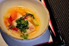 Joel Robuchon Taipei - Fish soup Joel Robuchon, Fish Soup, Taipei, Ethnic Recipes, Photos, Food, Seafood, Fish, Kitchens