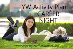 Hosting a Young Women's Career Night Activity