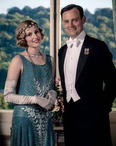 Robert Crawley, Edith Crawley, Downton Abbey Cast, Downton Abbey Fashion, Michelle Dockery, Lady Mary, Theatre Costumes, Rock, Actors & Actresses