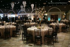 Beautiful wedding decor by Asiel Design at Casa Real at Ruby Hill Winery (photo by Tyler Vu Photography).