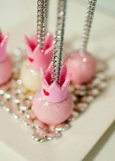 princess cake pops - Google Search