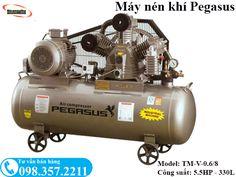 Máy nén khí tạo ra khí nén dùng để xì khô sau khi rửa xe máy, xe ô tô, bơm hơi bánh, sử dụng súng vặn ốc và nhiều nhu cầu sửa chữa xe máy khác.