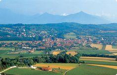 Villarbasse nel Piemonte