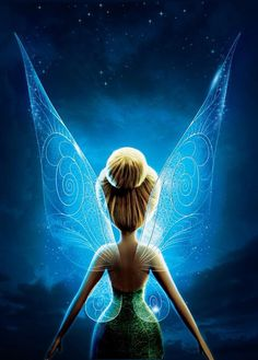 I'll be your Tinkerbell