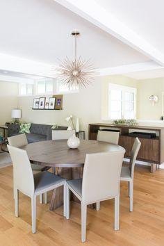 Lindsey Albrecht Design : Napa Valley Interior Designer : Project Monticello Park : Dining Room