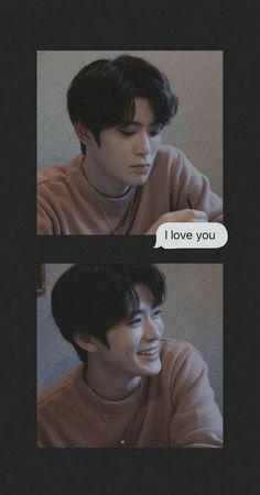Nct 127, K Wallpaper, Jung Yoon, Valentines For Boys, Jung Jaehyun, Nct Taeyong, Jaehyun Nct, Girl Photo Poses, Gray Background