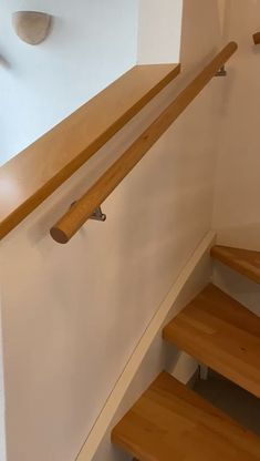 Stair Railing Design, Home Stairs Design, Basement Steps, Wood Handrail, Steel Stairs, Staircase Remodel, Stair Makeover, Outdoor Stairs, House Stairs
