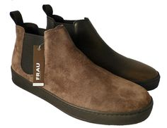 Ankle boots for men - Made in Italy shoes - Online shoe store