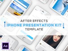 Iphone Presentation Kit by EasyEdit.pro