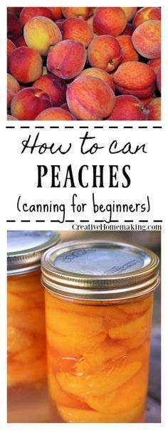to Can Peaches Canning peaches. Easy recipe for canning fresh peaches. Canning for beginners. Easy recipe for canning fresh peaches. Canning for beginners. Easy Canning, Canning Tips, Home Canning, Canning Corn, Canning Process, Brandy Alexander, Jam Recipes, Fruit Recipes, Cooker Recipes
