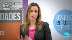 1. Coaching y herramientas para tu desarrollo profesional. La coach Mónica Carroza nos explica cómo los videos de avanzaentucarrera.com ayudarán a tu desarrollo profesional.