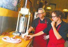 Oklahoma Gazette Food and Drink: Sausage