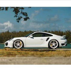 Porsche 991 Turbo.