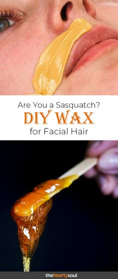 Regular facial wax can be toxic and harmful to your skin. That's why these two homemade DIY wax strips recipes are perfect for every skin type!
