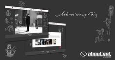 Η #aboutnet δημιούργησε ένα #website αφιερωμένο στον μεγάλο μουσικοσυνθέτη Μάνο Χατζιδάκι. Μπορείτε να το επισκεφθείτε στο www.manoshadjidakis.com