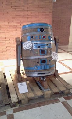 """""""Star Wars"""" seen by a #wine lover pinned with Pinvolve"""