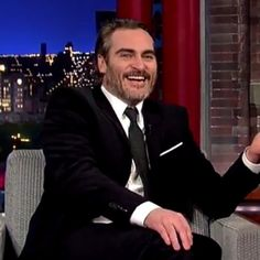 Pin for Later: Sorry, but Joaquin Phoenix Is Not Engaged