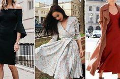 Самые модные платья осени 2018: топовые новинки и тренды – БУДЬ В ТЕМЕ