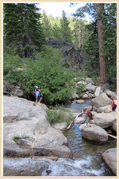 Best Lake Tahoe hikes with kids