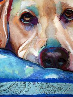 Love.Great watercolour...: