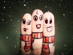 Finger People Harry Potter