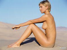 Ineta Radavica poses for Playboy