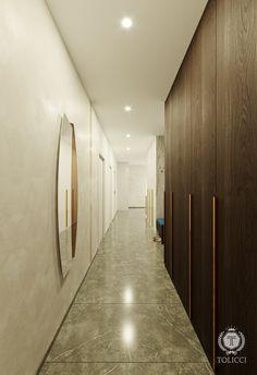 tolicci, luxury modern corridor, italian design, interior design, luxusna moderna chodba, taliansky dizajn, navrh interieru Corridor, Interior Design, Luxury, Modern, Room, Furniture, Home Decor, Nest Design, Bedroom